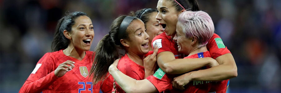 2019 FIFA Women's World Cup Match Day 3 Odds & Predictions