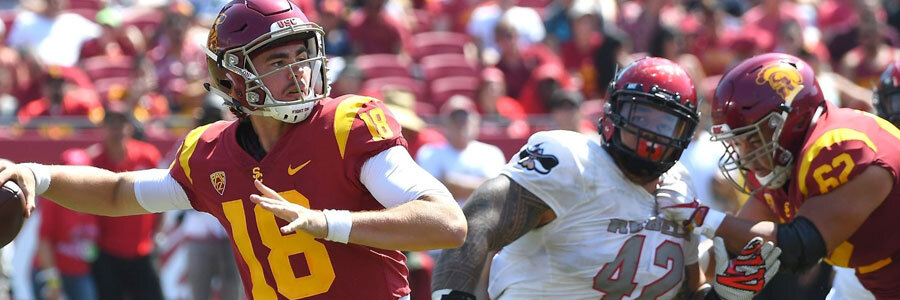 USC vs Stanford NCAA Football Week 2 Lines & Preview
