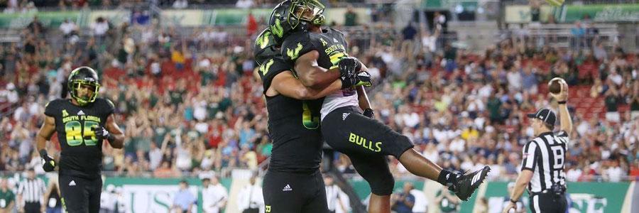 USF vs Houston NCAA Football Week 9 Odds & Preview