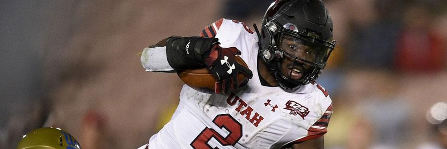 Utah at Arizona State NCAA Football Week 10 Spread & Pick
