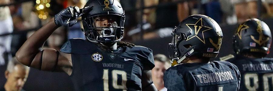 Vanderbilt vs Notre Dame NCAA Football Week 3 Spread & Analysis