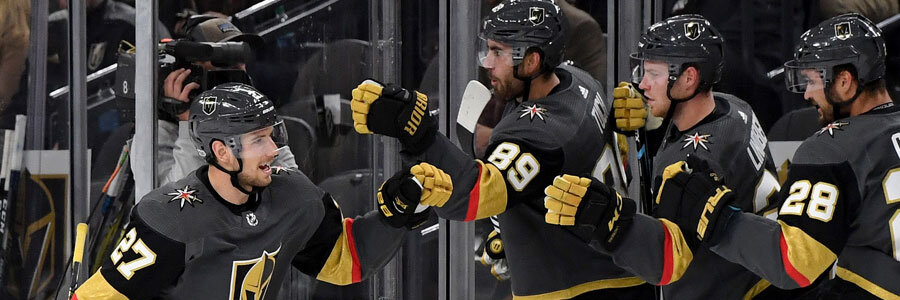 Are Golden Knights a Safe NHL Betting Pick vs. Sharks on Thursday?