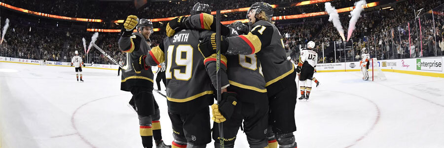 Penguins vs Golden Knights 2020 NHL Odds, Preview and Pick