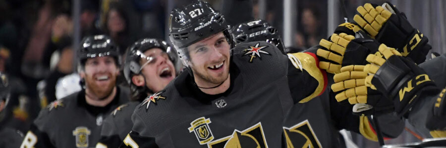 Is Vegas a safe bet on Thursday night vs Toronto?
