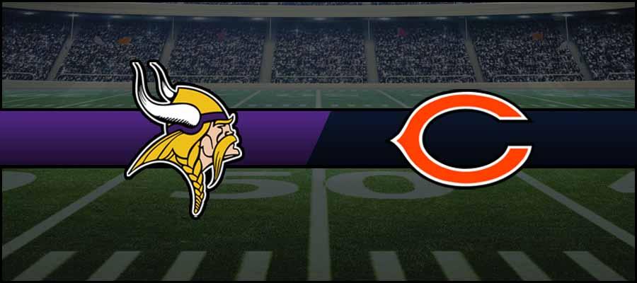 Vikings vs Bears Result NFL Score