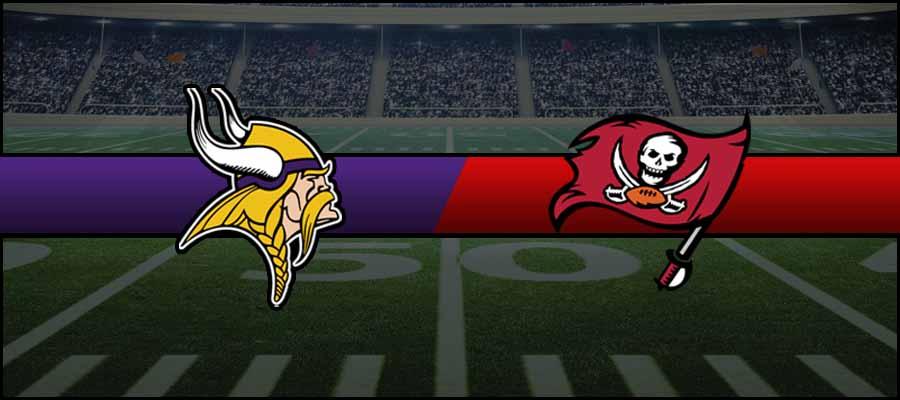 Vikings vs Buccaneers Result NFL Score