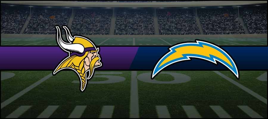 Vikings vs Chargers Result NFL Score