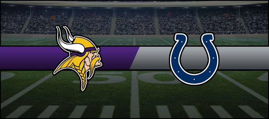 Vikings vs Colts Result NFL Score