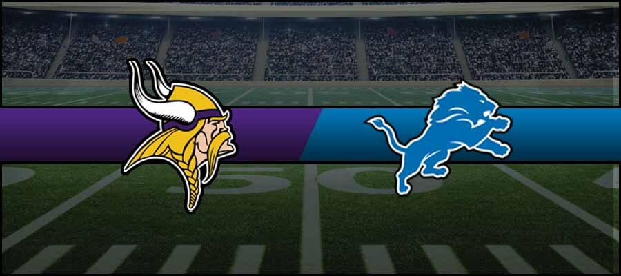 Vikings vs Lions Result NFL Score