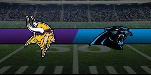 Vikings vs Panthers Result NFL Score