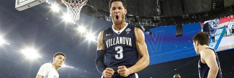 NCAA Basketball Betting Preview & Pick: Villanova at Xavier