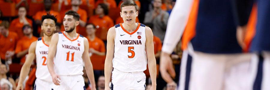 Virginia vs South Carolina NCAAB Odds & Game Preview