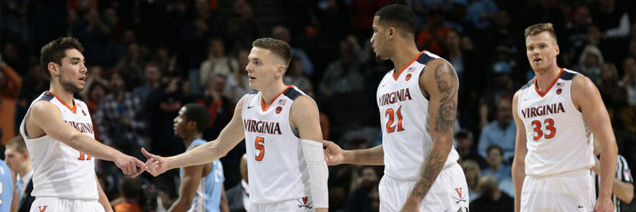Is Virginia a safe bet in the First Rounf of March Madness?