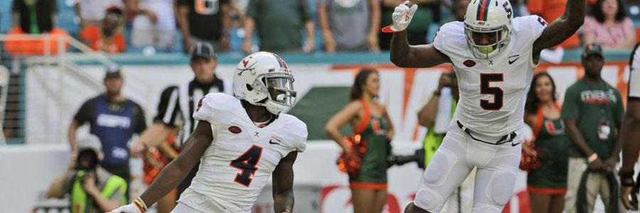 Is Virginia a safe bet for NCAA Football Week 7?