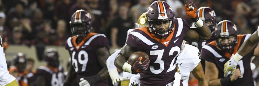 Virginia Tech at North Carolina NCAA Football Week 7 Lines & Pick