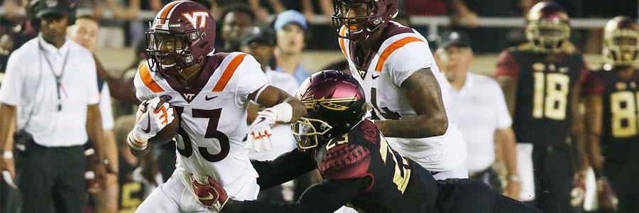 Is VTech a safe bet in NCAA Football Week 2?