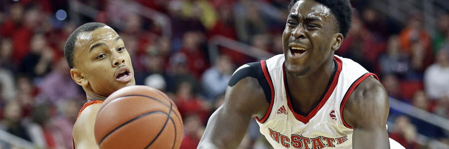 Virginia at NC State Lines, Free Pick & TV Info