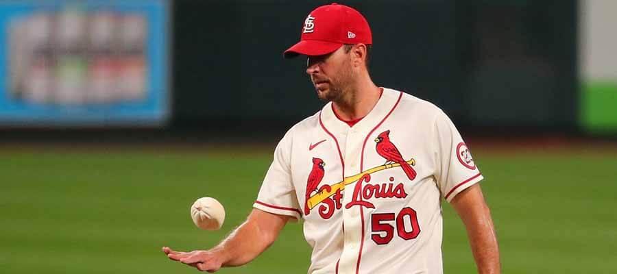 Cardinals vs. Padres