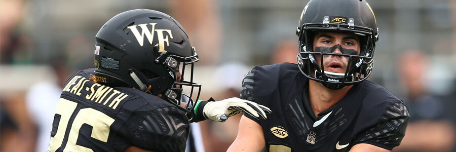 Is Wake Forest a safe bet for NCAA Football Week 4?