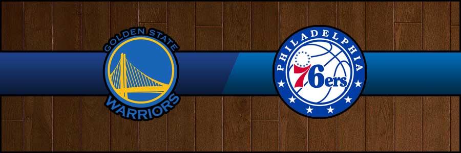 Warriors vs 76ers Result Basketball Score