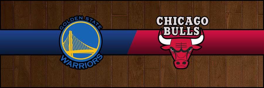 Warriors vs Bulls Result Basketball Score