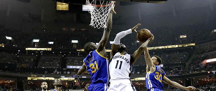 Golden State Warriors at Memphis Grizzlies NBA Betting Analysis