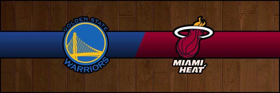 Warriors vs Heat Result Basketball Score