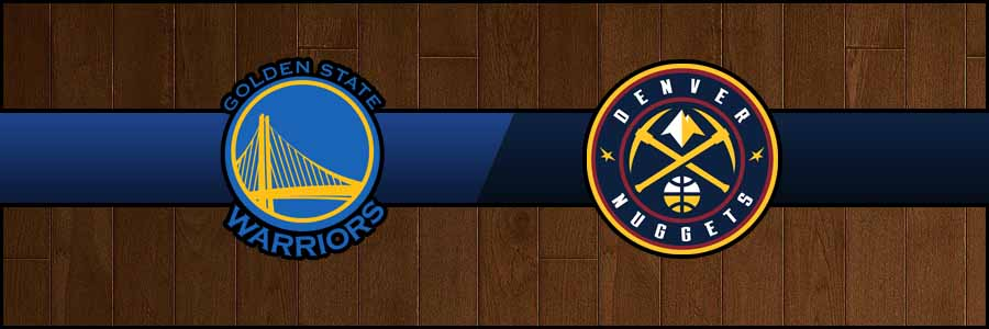 Warriors vs Nuggets Result Basketball Score