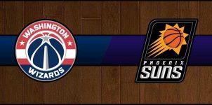 Warriors 106 vs Suns 112 Result Basketball Score