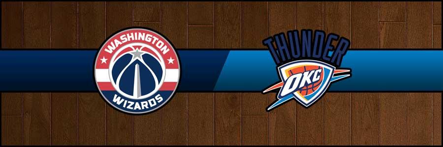 Warriors vs Thunder Result Basketball Score