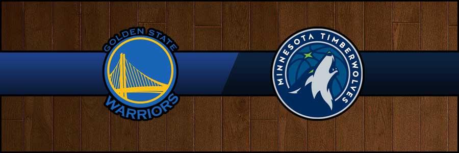 Warriors vs Timberwolves Result Basketball Score