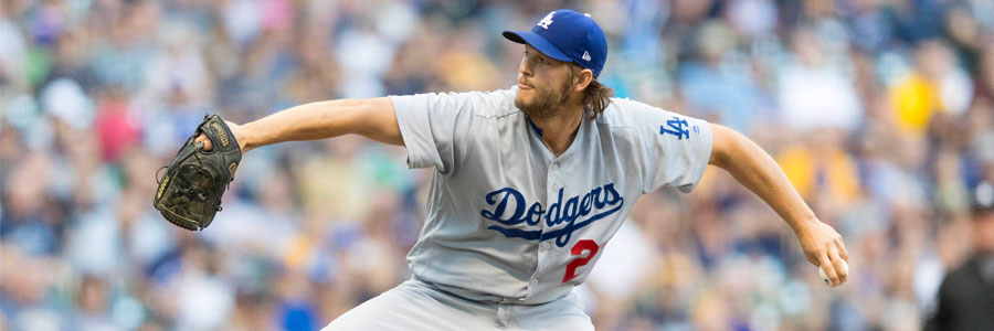 The Dodgers are the safest NLDS Betting Pick for Game 1.