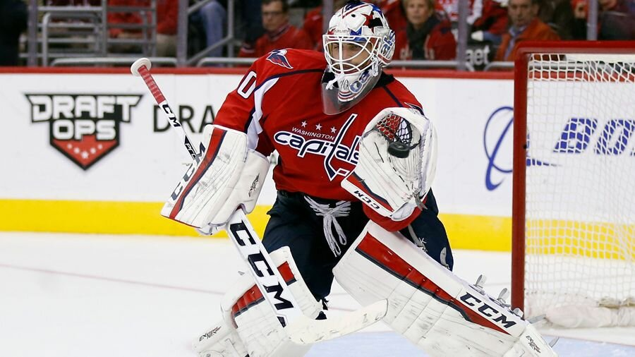 The Capitals will play against the Jets.