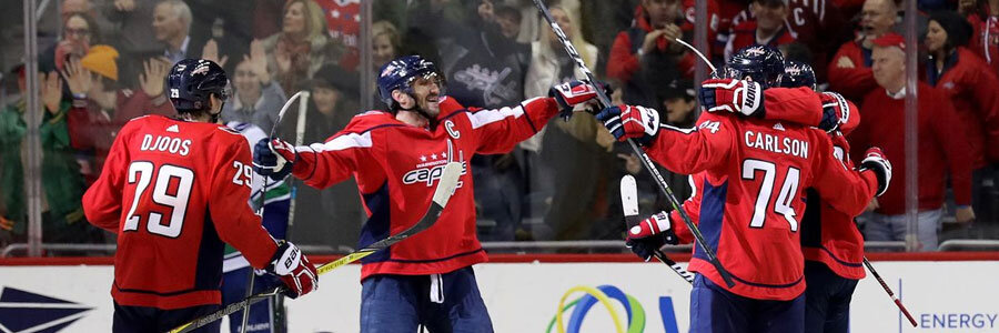 Capitals at Devils NHL Betting Odds & Game Preview