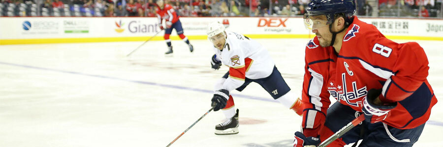 Capitals vs Blue Jackets NHL Betting Lines & Expert Analysis
