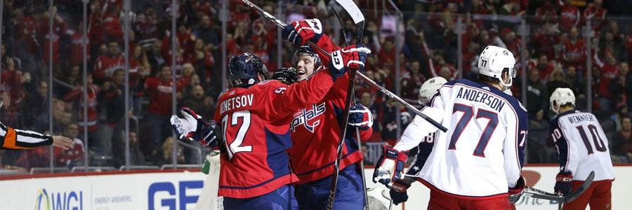 Washington at Winnipeg NHL Odds & Expert Pick - February 13th
