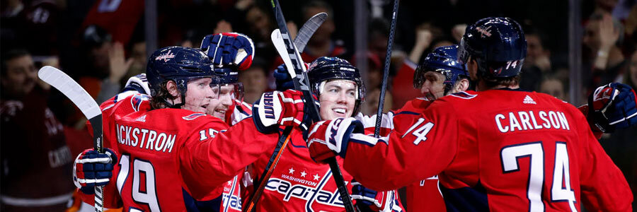 Penguins Are NHL Betting Favories vs. Capitals on Friday Night