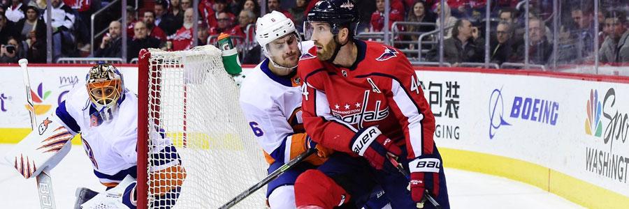 Final 2018 NHL Regular Season Betting Predictions