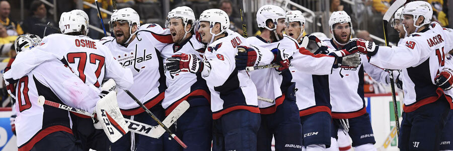 Capitals at Lightning Game 1 NHL Odds & Playoffs Preview