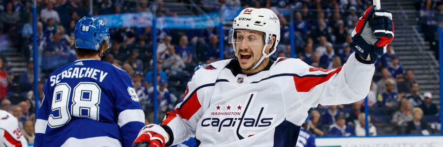 Are the Capitals a safe bet in Game 3 vs. the Lightning?