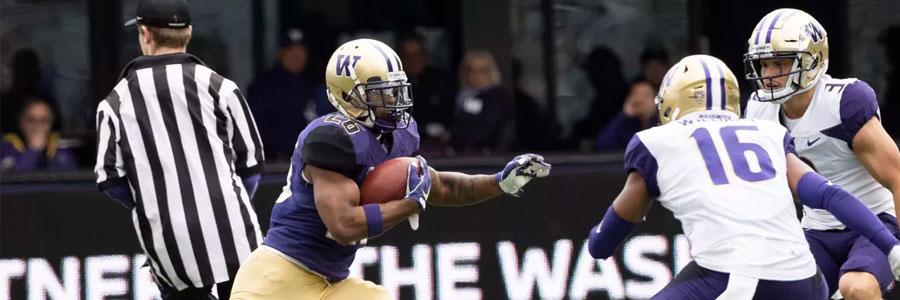 Washington Huskies 2019 College Football Season Betting Guide