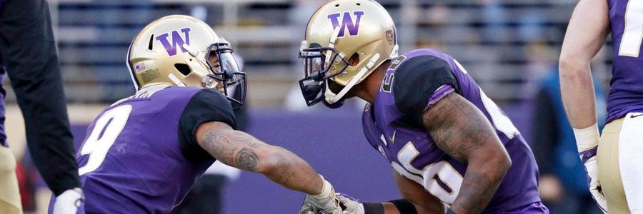 Washington vs Washington State NCAA Football Week 13 Lines & Preview