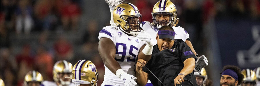 Oregon vs Washington 2019 College Football Week 8 Odds & Preview