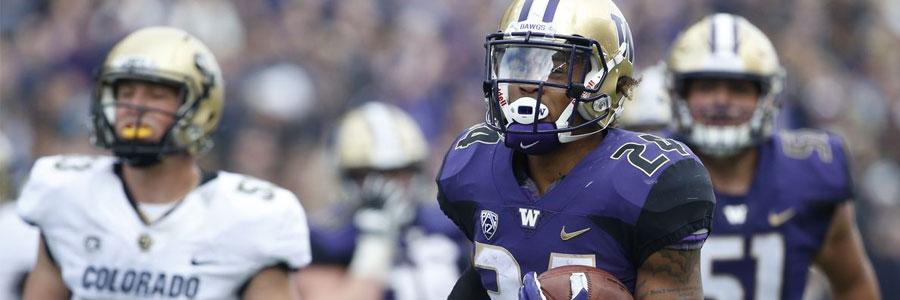 Washington vs California NCAA Football Week 9 Lines & Analysis