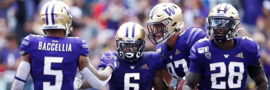California vs Washington 2019 College Football Week 2 Odds, Preview & Pick
