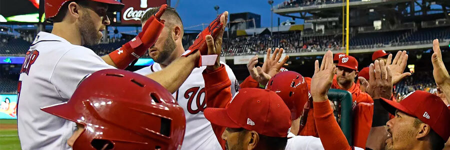 Are the National a safe bet in the MLB betting lines?