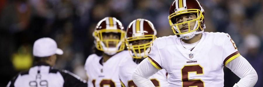 Redskins vs Jaguars NFL Week 15 Lines & Betting Pick