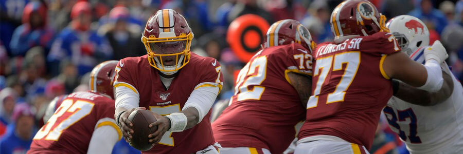 Lions vs Redskins 2019 NFL Week 12 Odds, Preview & Pick