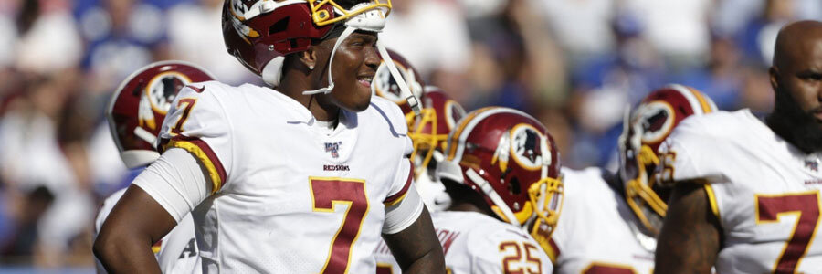 Patriots vs Redskins 2019 NFL Week 5 Lines, Game Preview and Expert Pick