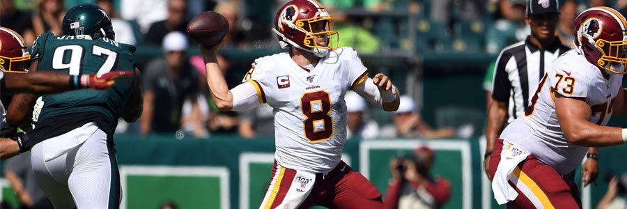Cowboys vs Redskins 2019 NFL Week 2 Lines, Game Prediction & Analysis